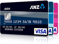 anz cards