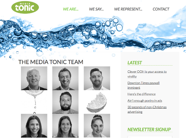 Media Tonic screenshot